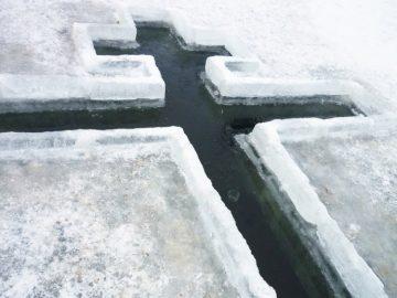 В Уфе определены места для Крещенских купаний-2020