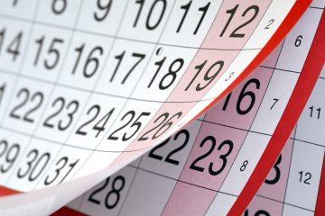 23 февраля 2020 года: как отдыхаем и работаем