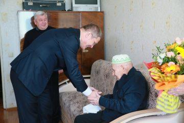 Первый орден Шаймуратова вручили ветерану 112-й Башкавдивизии из Уфы