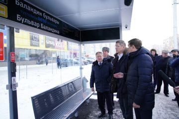«Умная остановка» обманула: Глава Башкирии так и не дождался заявленного автобуса