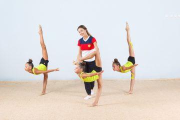 Мастер спорта Яна Гилязова рассказала о художественной гимнастике в Башкортостане