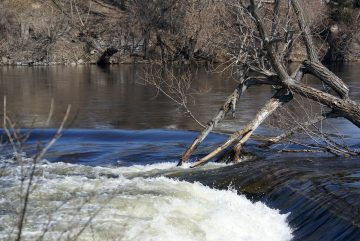 Стали известны места в Уфе для пережидания паводка