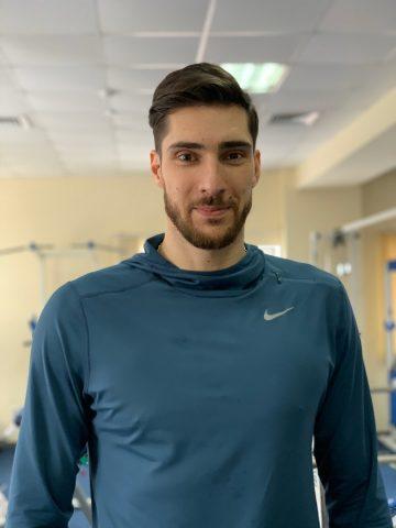 Волейболисты из «Урала» подписали контракт с Дмитрием Ильиных