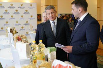 В продуктовых наборах для школьников Башкирии увеличилась доля местной продукции