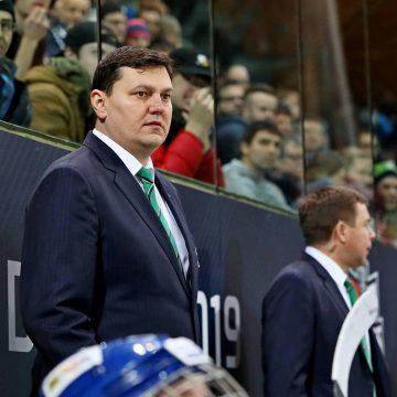 Главный тренер «Салавата Юлаева» покидает клуб