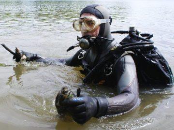 Уфимские спасатели приступили к обследованию водоемов пляжей