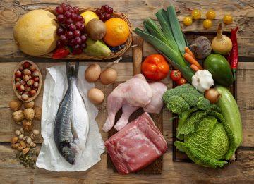 Названа самая безвредная для пенсионеров диета