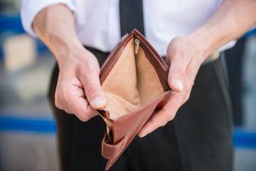 Пять вещей, притягивающих бедность