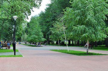 В Уфе в микрорайоне Южный построят новый парк площадью 2 га