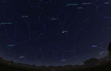В июне жители Башкирии смогут увидеть взрывающиеся метеоры
