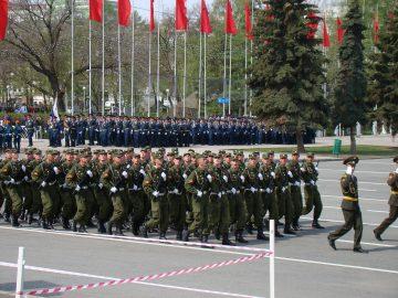 Глава Башкирии отменил парад Победы в республике