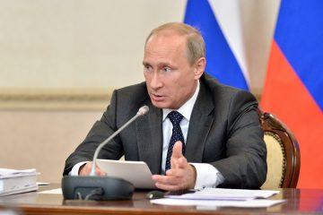 Путин рассказал о сохранении противостояния в глобальной экономике