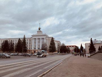 На благоустройство центра Уфы потратят 240 млн рублей