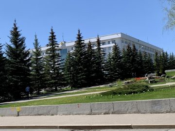 Власти Башкирии рассказали о развитии санавиации в республике