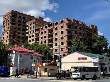 В Уфе до конца года достроят два проблемных дома