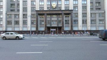 Госдума приняла закон о помощи бизнесу и пенсионерам