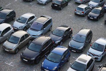 В Уфе к 2024 году во дворах города появятся парковочные места на 19 тысяч автомобилей