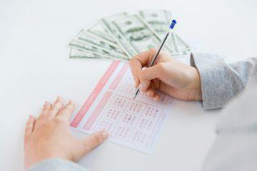 Жительница Башкирии стала миллионером, выиграв в лотерее
