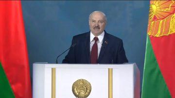 Лукашенко заявил о переброске отряда для дестабилизации в Белоруссии