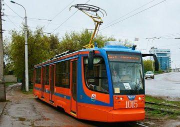 В Уфе планируется пустить трамвай по ул. Российской