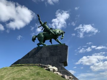 В Уфе проведут капремонт памятника Салавату Юлаеву