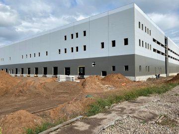 Под Уфой за 1,5 млрд рублей построят логистический почтовый центр