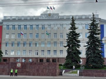 ВУфе жильцы дома №5 поулице Конституции прекратили голодовку