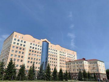 Больницу в Уфе оштрафовали за сокрытие информации о заразившихся коронавирусом