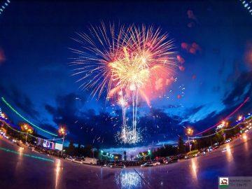 Власти Уфы анонсировали праздничный салют на 1 мая