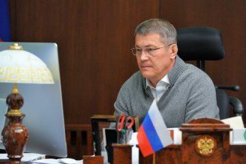 Хабиров ослабил режим повышенной готовности в связи с COVID-19