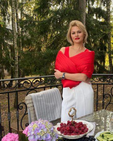 Вдова Михаила Круга объявила о разводе с третьим мужем