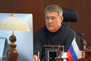 Глава Башкирии Хабиров подписал указ опраздновании Дня Победы