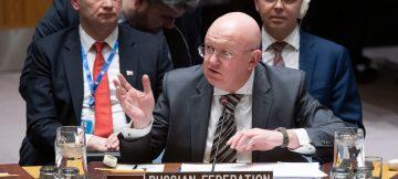 Небензя посоветовал постпреду Германии при ООН «не читать американских газет»