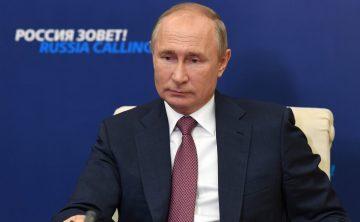 Путин не планирует вводить общенациональный локдаун в России из-за коронавируса