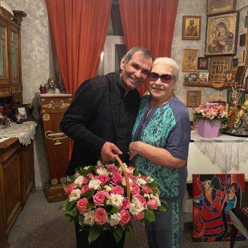 Суд удовлетворил иск о расторжении брака Алибасова и Лидии Федосеевой-Шукшиной
