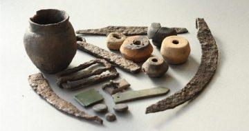 При строительстве «Восточного выезда» в Уфе нашли древние артефакты