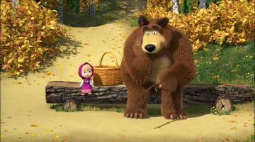 Мультсериал «Маша и Медведь» претендует на звание лучшего детского шоу во всем мире