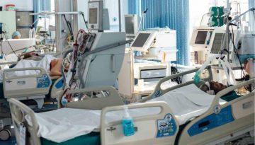 Главврач Коммунарки назвал главную особенность пациентов с COVID-19