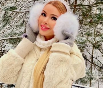 Алена Кравец заявила, что родит ребенка от покойного Армена Джигарханяна