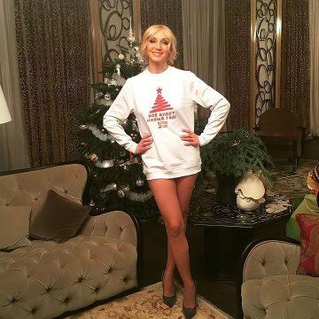 Кристина Орбакайте смутила поклонников фотографией «без порток»