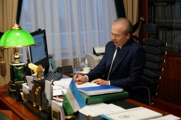 Премьер-министр Башкирии Назаров разъяснил изменения патентной системы налогообложения
