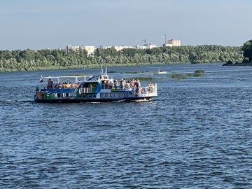 Андрей Назаров сообщил о планах восстановить в Башкирии речное пароходство