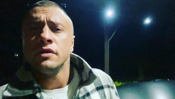 Актера Павла Прилучного госпитализировали с переломами костей лица после избиения