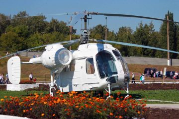 В Башкирии построят завод по ремонту и модернизации вертолетов Ка-26
