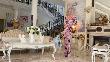 Более миллиона рублей Анастасия Волочкова задолжала ЖКХ за дом в Подмосковье
