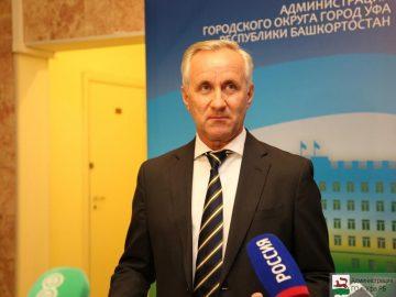 Депутаты горсовета Уфы избрали бизнесмена Сергея Грекова мэром города