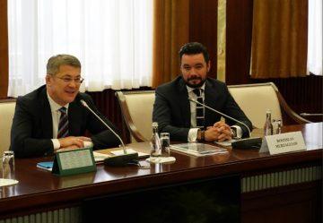 Общественную палату Башкирии возглавит Ростислав Мурзагулов