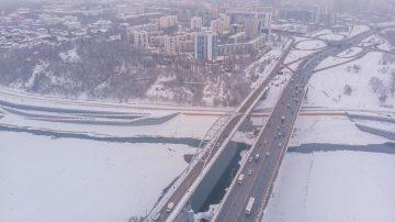 ВУфе движение напроспекте Салавата Юлаева ограничат до31 марта