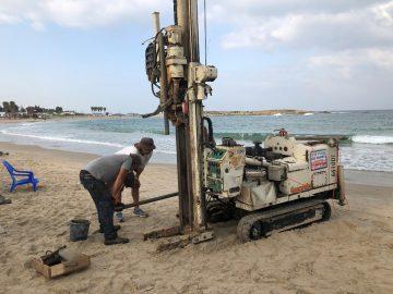 В Израиле обнаружены следы цунами, смывшего древнее поселение Тель-Дор