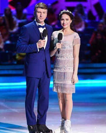 Авербух опроверг слухи о сокращении эфирного времени с Загитовой на шоу